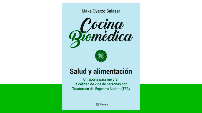 """Salud y alimentación: Lanzamiento del libro """"Cocina Biomédica"""""""