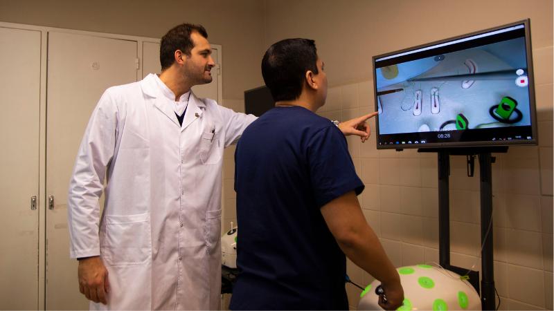 Centro Universitario de Simulación y Entrenamiento Quirúrgico