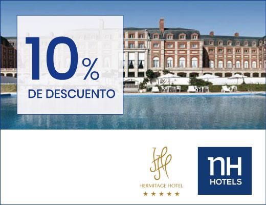 Hotelería Hermitage, Hotel Provincial de Mar del Plata y cadena NH